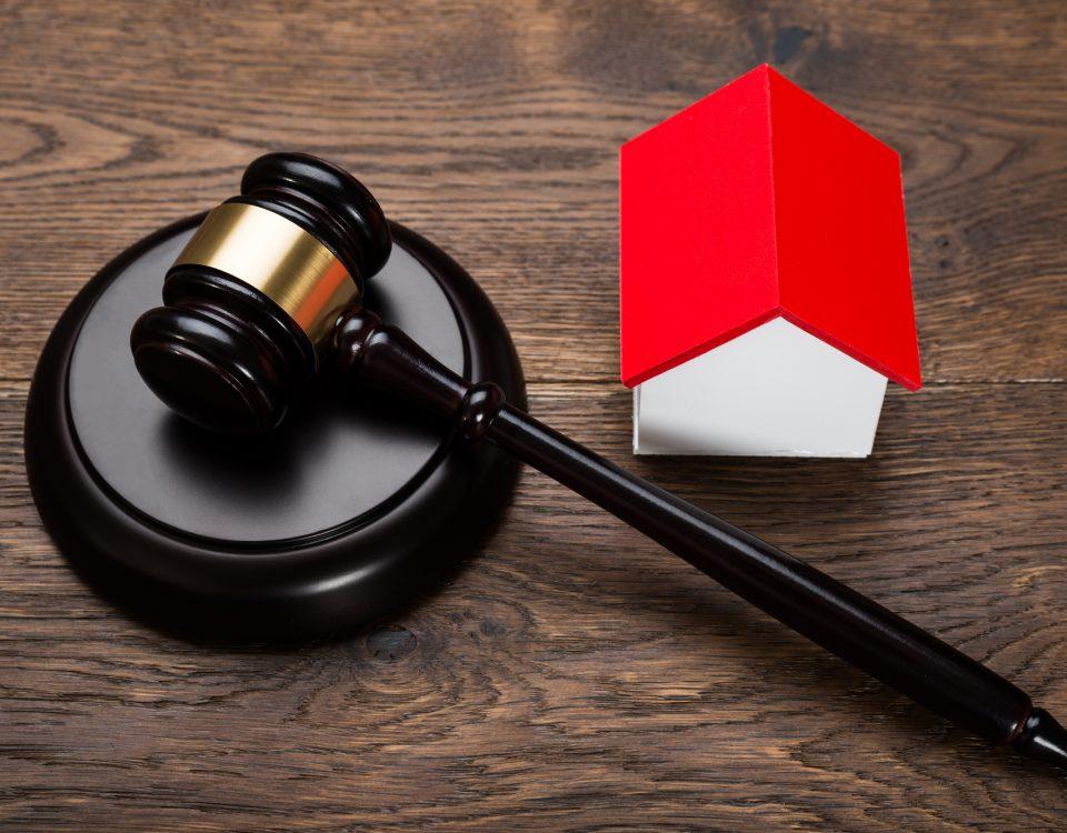 vente aux enchères immobilier