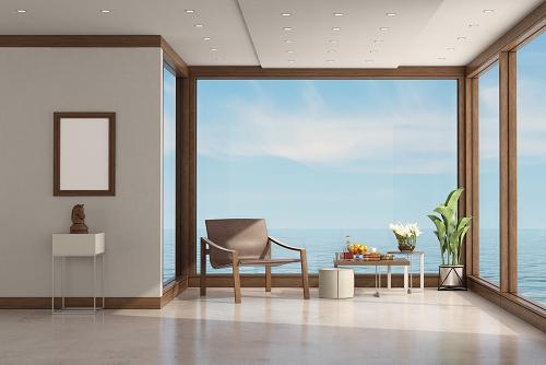 Bien immobilier à Cannes avec vue sur mer